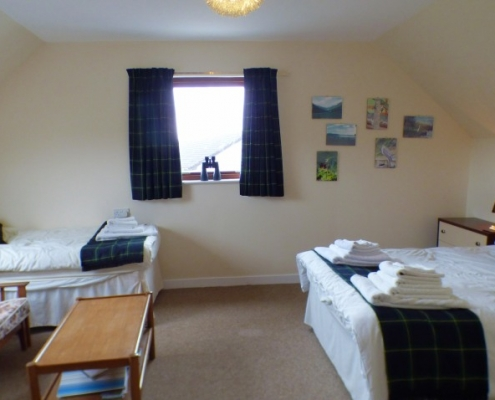 Greenacre Triple Room